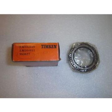 Timken  Tapered Roller 983877