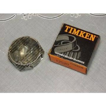 """Timken  12520 Tapered Roller Outer Race Cup, 1.938"""", Inch, !"""