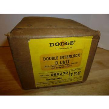 Timken Dodge Double Interlock D Unit 060230 1 7/16  w Tapered Roller s