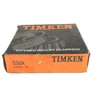 Timken  532X ROLLER TAPERED SINGLE CUP 4.25 X 1.125INCH, 200406 99