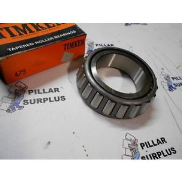 Timken  Single Cone Tapered Roller 479