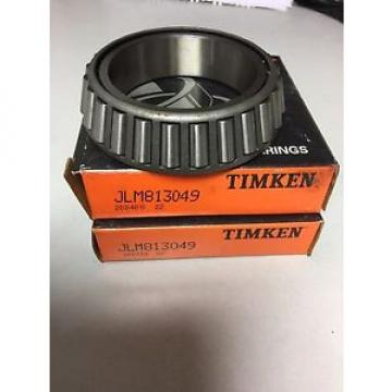 Timken  TAPERED JLM813049
