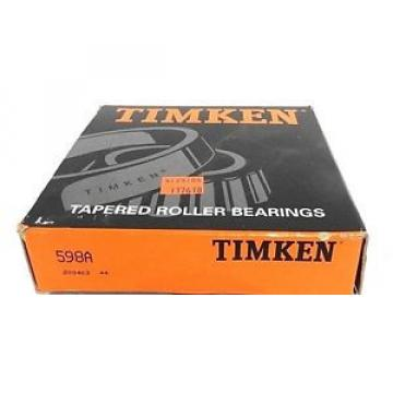 Timken  598A TAPERED ROLLER