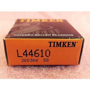 Timken L44610 6 LOT OF 6  TAPER ROLLER CUP L44610