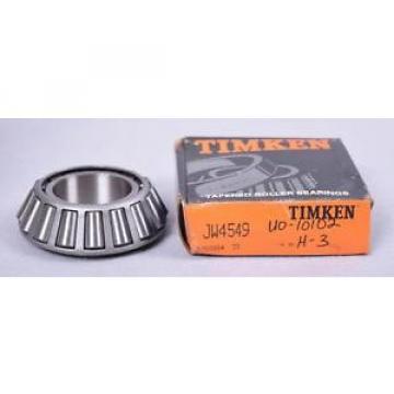 Timken   Tapered Roller PN JW4549 FREE SHIPPING