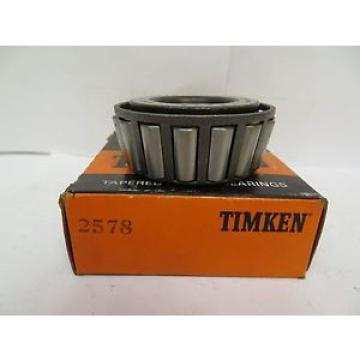 Timken  TAPERED ROLLER 2578
