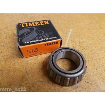 Timken  15125 Tapered Roller 32mm ID