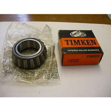 Timken  TAPERED ROLLER 14585