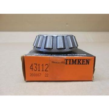 Timken 1  43112 TAPERED ROLLER C