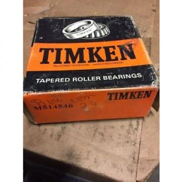 Timken  TAPERED M514546