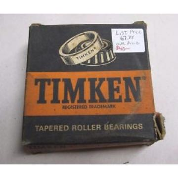 Timken 4535 tapered roller single cup