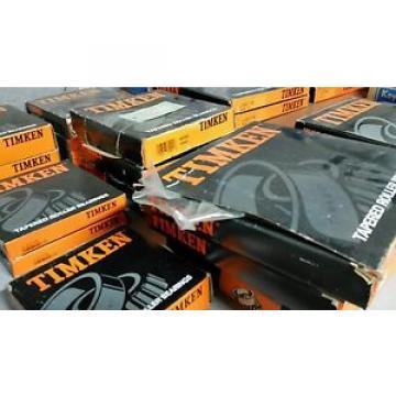 Timken L433710  Taper