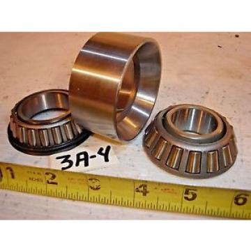 Timken  TAPERED DOUBLE RACE, MATCHING INSERT + ANOTHER INSERT
