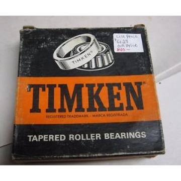 Timken 665 tapered roller single cone
