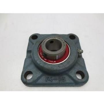 "McGill MB 25-7/8 Bearing Insert 7/8"" ID With F4-05 Flange Mount"