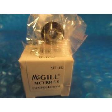 McGill MCYRR5 S MCYRR 5 S 5 mm Metric Cam Yoke Roller
