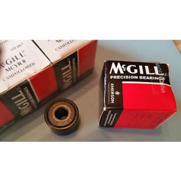 McGill MCYR8 MCYR 8 Cam Follower Bearing Support Roller Industrial Conveyor