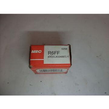 MRC Steel ABEC-1 Bearing R6FF