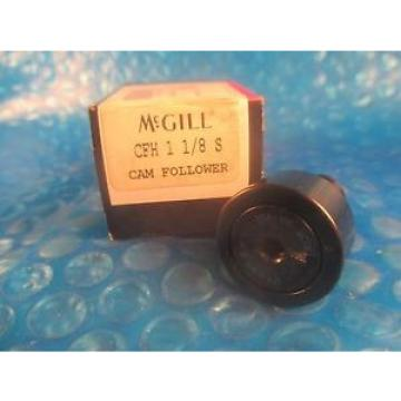 McGill CFH 1 1/8S CFH1 1/8 S CAMROL® Heavy Stud Cam Follower