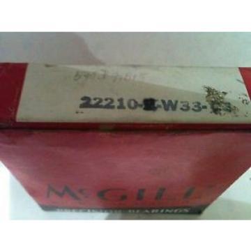 McGill Bearing SB22210C3 stamped SB-22210-C3-W33