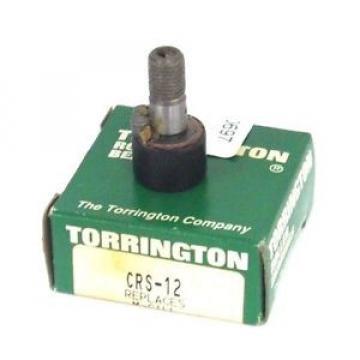 TORRINGTON CRS-12 CAM FOLLOWER CRS12 REPLACES MCGILL CF-3/4-S