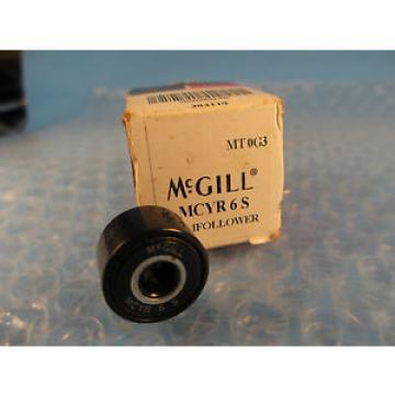 McGill MCYR6 S MCYR 6 S Metric Cam Yoke Roller