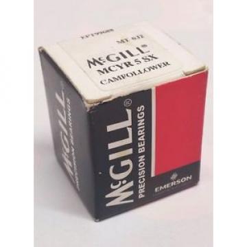 McGill MCYR 5SX Cam Yoke Roller Cam Follower Emerson MT 0J2 EPT99688