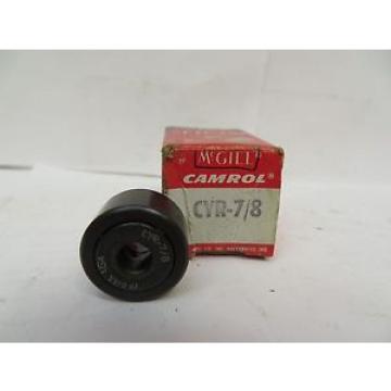 McGill Cam Yoke Roller Bearing CYR 7/8 CYR78