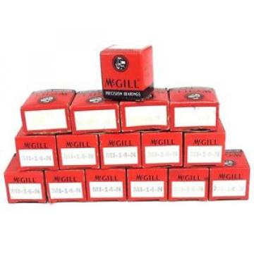 LOT OF 16  McGILL MI-14-N CAGEROL PRECISION INNER BEARINGS MI14N