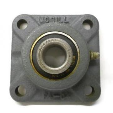 "MCGILL FLANGE BEARING F4-04 4-HOLE 3/4"" ID"