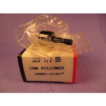 """McGill BCF 1/2"""" SB BCF 1/2 SB CAMROL® Cam Follower Bearing"""