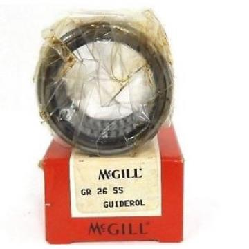 MCGILL GR-26-SS GUIDEROL ROLLER BEARING SEALED 1-5/8X2-3/16X1-1/4INCH