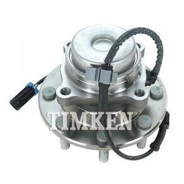 Timken  HA590353 Front Hub Assembly
