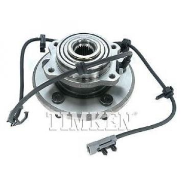 Timken  HA590209 Rear Hub Assembly