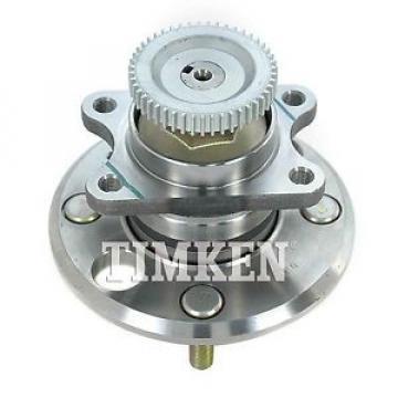 Timken  512190 Rear Hub Assembly