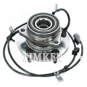 Timken Wheel & Hub Assembly fits 1997-1999 Dodge Ram 1500