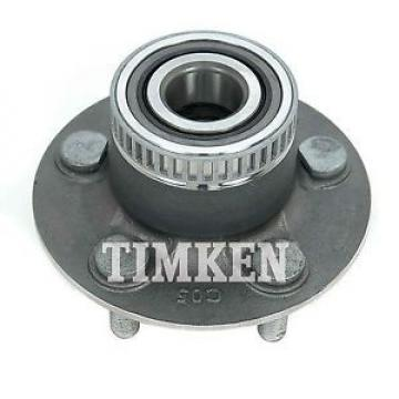Timken  512133 Rear Hub Assembly