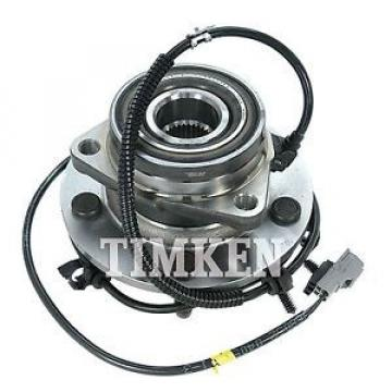 Timken  SP550101 Front Hub Assembly