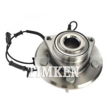 Timken  HA590492 Front Hub Assembly