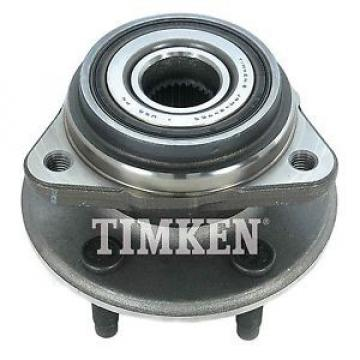 Timken  515014 Front Hub Assembly