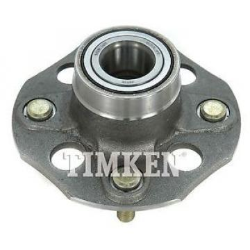 Timken  512176 Rear Hub Assembly