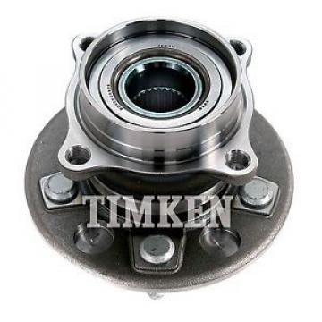 Timken  HA591050 Rear Hub Assembly