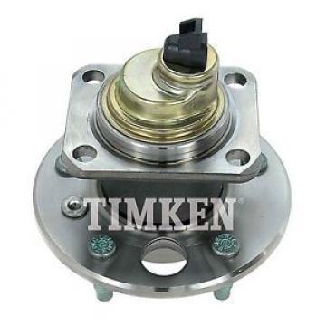 Timken  512004 Rear Hub Assembly