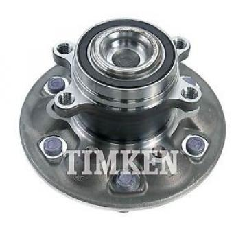 Timken  HA590300 Front Hub Assembly