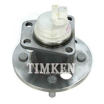 Timken  512002 Rear Hub Assembly