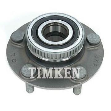 Timken  512029 Rear Hub Assembly