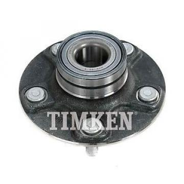 Timken  HA590154 Rear Hub Assembly