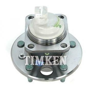 Timken  512078 Rear Hub Assembly