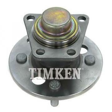 Timken  512000 Rear Hub Assembly