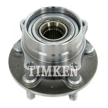 Timken  HA590064 Front Hub Assembly
